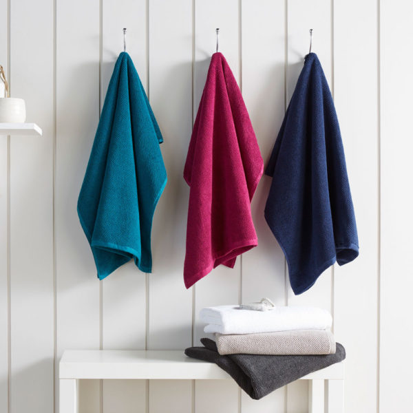 Oyatextile: Terry towels manufactured in Turkey