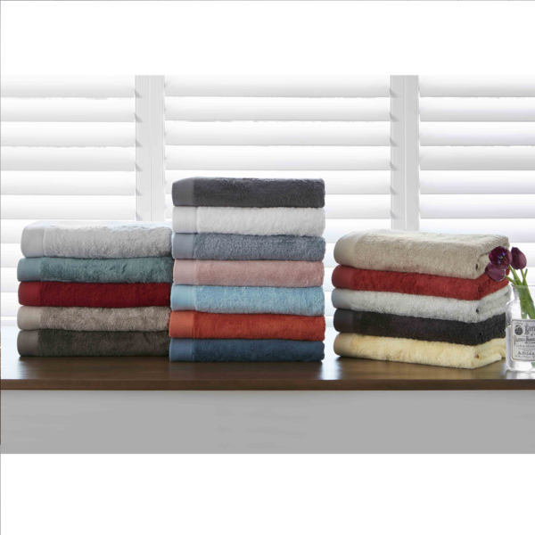 Oyatextile: bamboo towels manufactured in Turkey