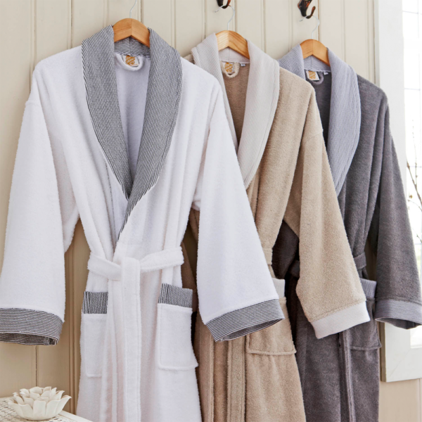 Oyatextile: bamboo Bathrobes manufactured in Turkey