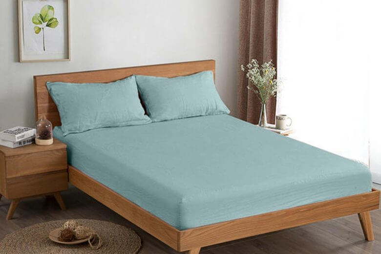 Knitted Jersey Fitted Sheet Manufacturing