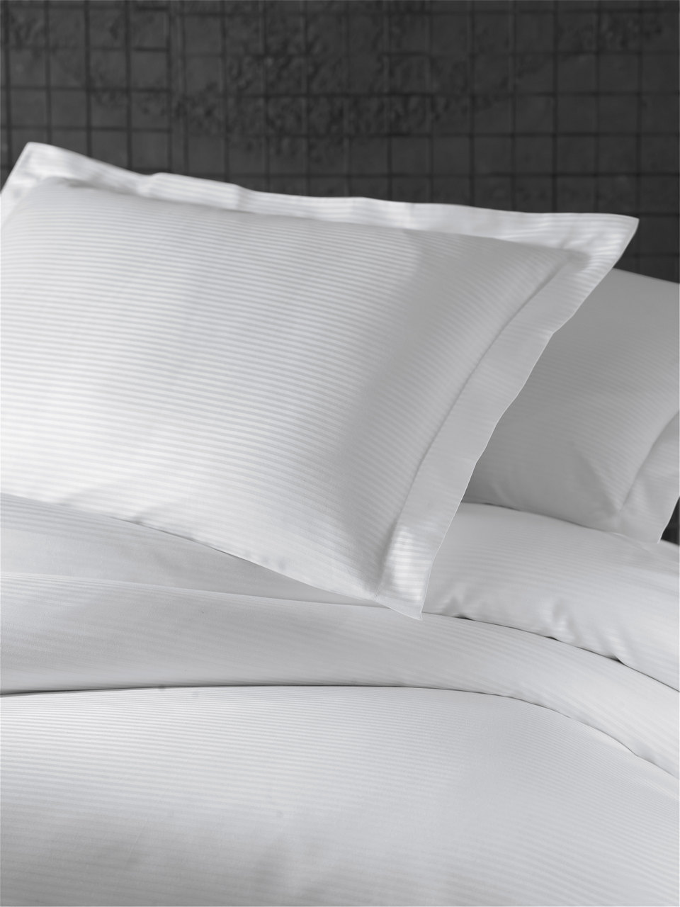 Bed linens for hotel